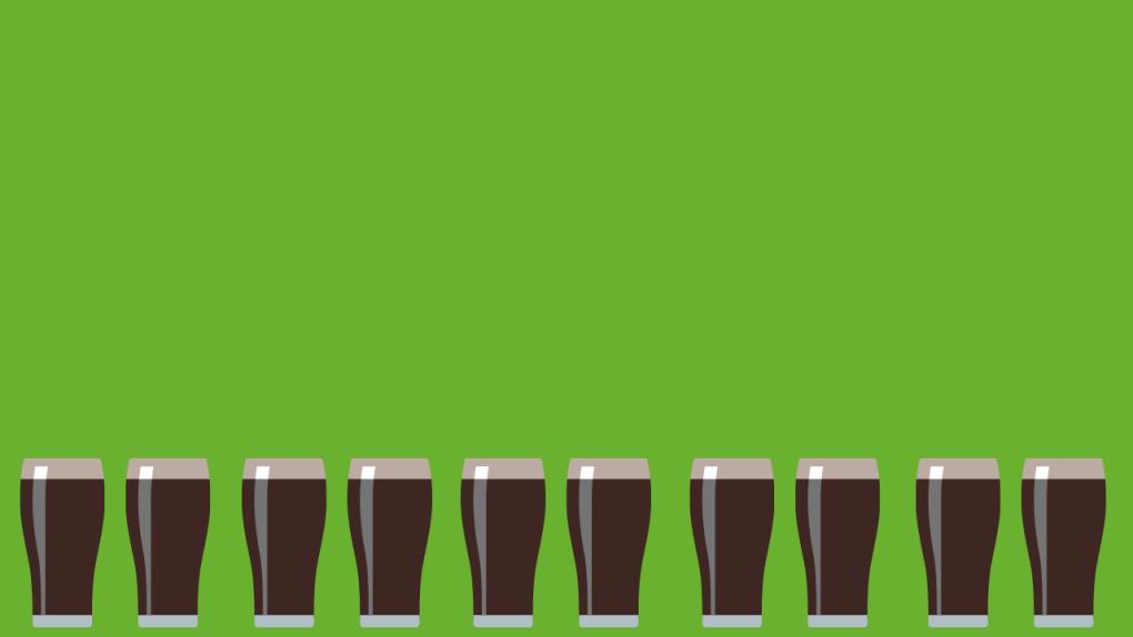 Guinness Background