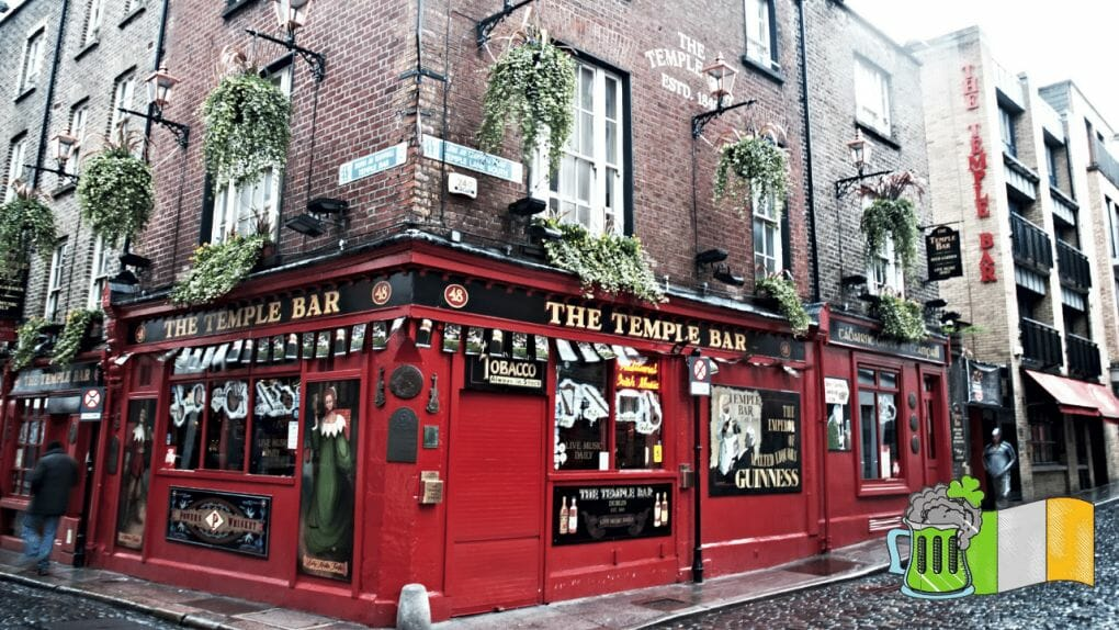 The Temple Bar Background
