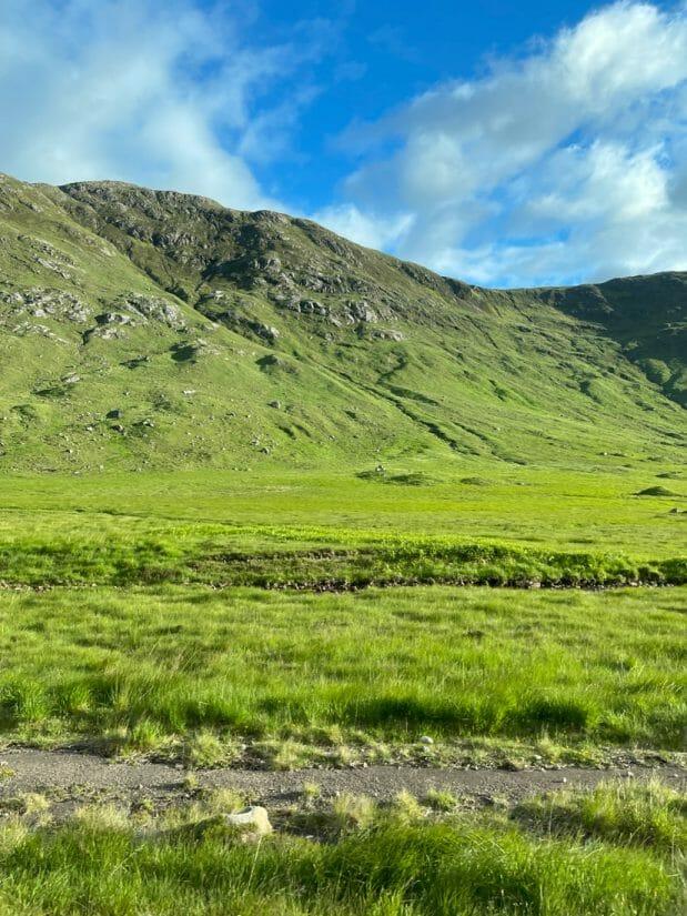 Ardnamurchan Hills Scotland