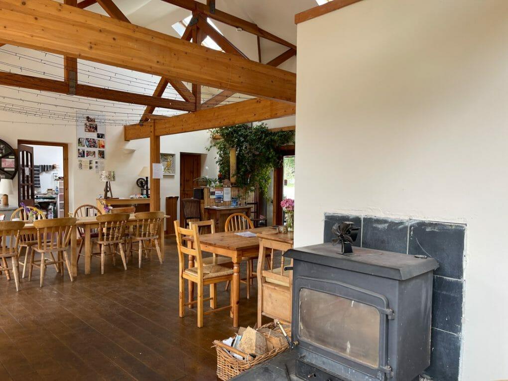 Ariundle Centre Cafe Ardnamurchan, Scotland