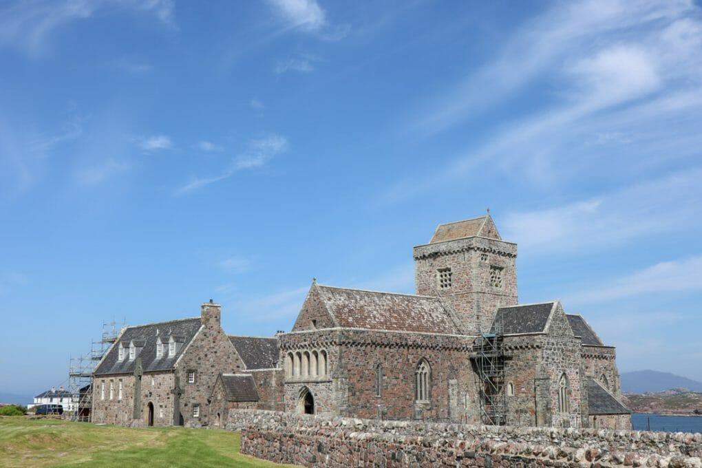 Iona Abbey Scotland