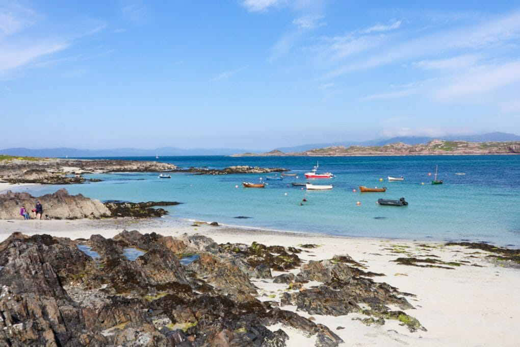 Iona Beach Scotland
