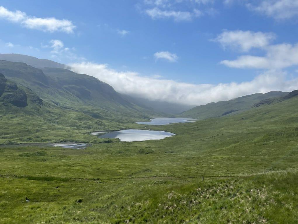 Mull Landscape Scotland
