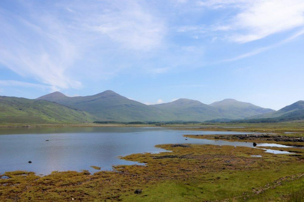 Pennyghael Mull Scotland