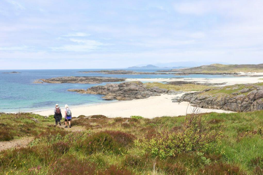Sanna Bay Ardnamurchan, Scotland Hikers