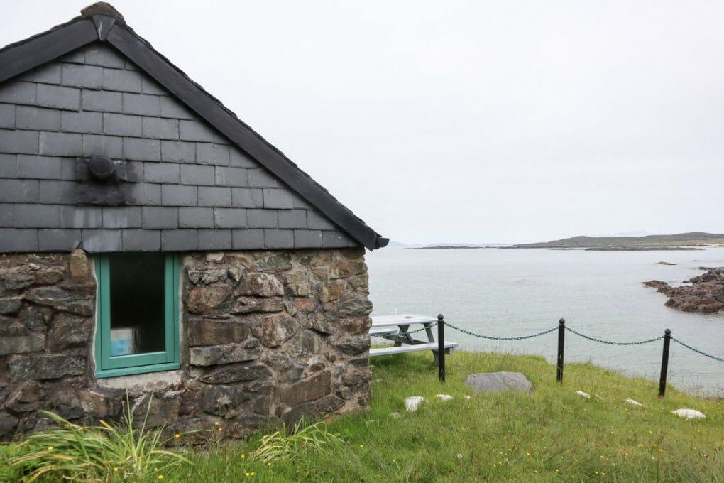 Sanna Bay Ardnamurchan, in Scotland