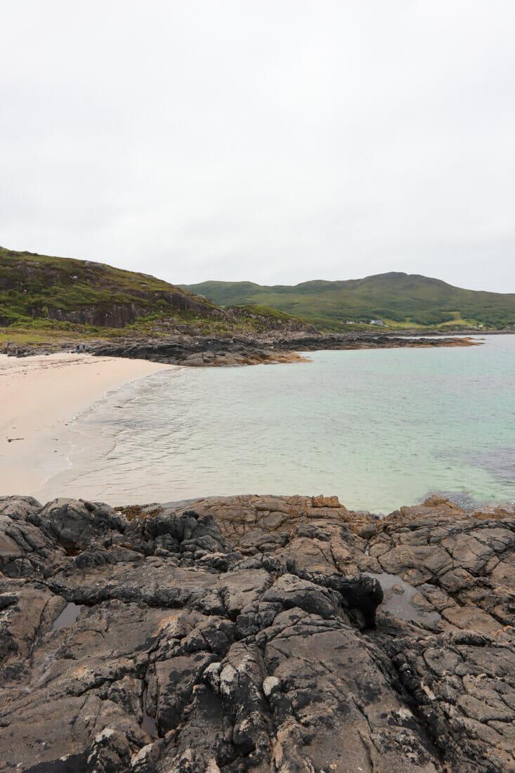 Sanna Bay Beach Ardnamurchan, Scotland