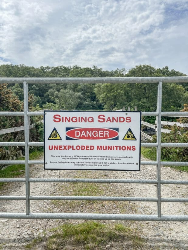Singing Sands Ardnamurchan, Scotland