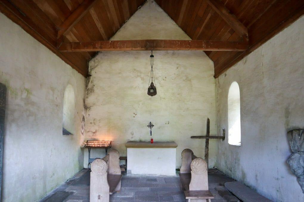St Obans Chapel Iona, Scotland