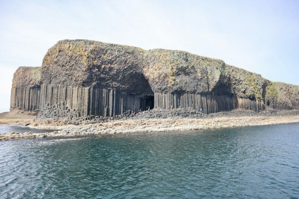 Staffa Tours Fingal Mull Scotland