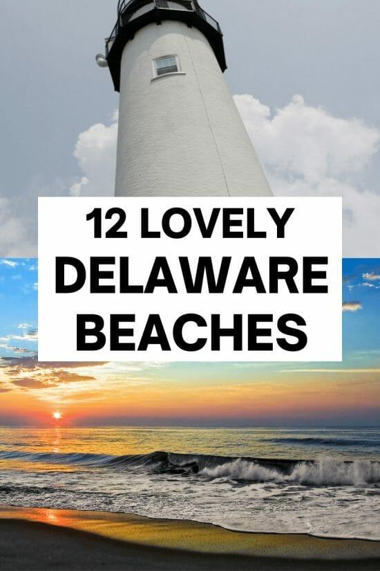 Beaches in Delaware